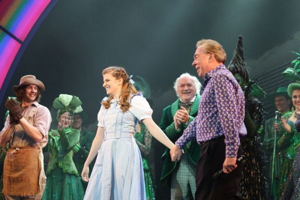 Photo Coverage: Andrew Lloyd Webber Visits Toronto's WIZARD OF OZ