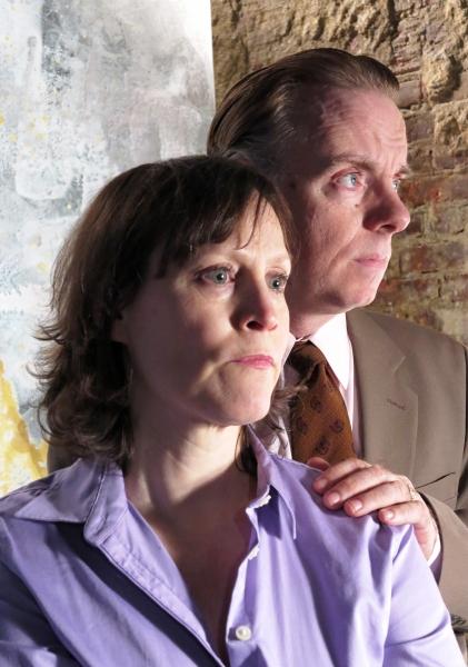 Sheri Graubert as Lyn, Hamilton Clancy as Andy Photo