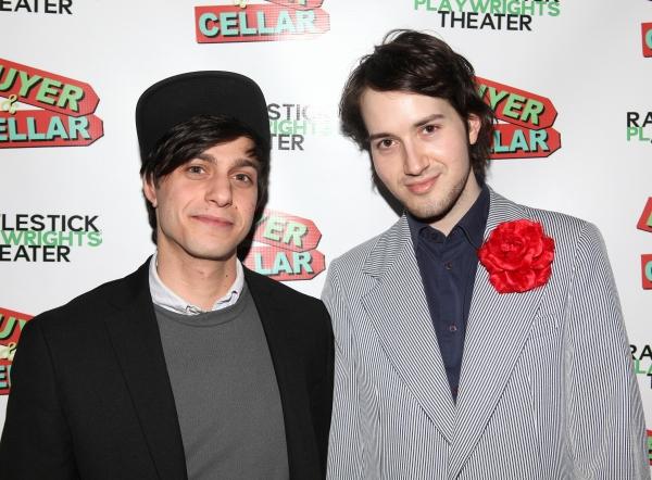 Gideon Glick & Max Vernon