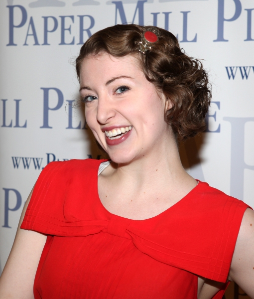 Photo Coverage: Paper Mill Playhouse's THOROUGHLY MODERN MILLIE Cast Meets the Press!