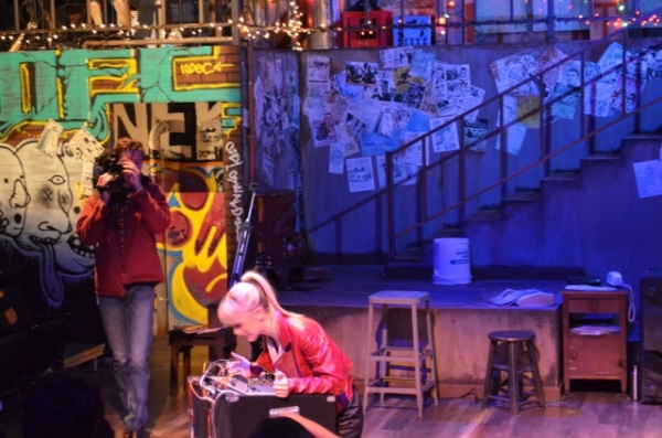 BWW Reviews: HSPVA's RENT is an Energetic Celebration of Life and Love
