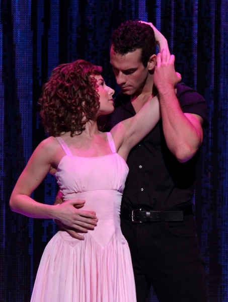 Photo Flash: DIRTY DANCING Releases Production Photos