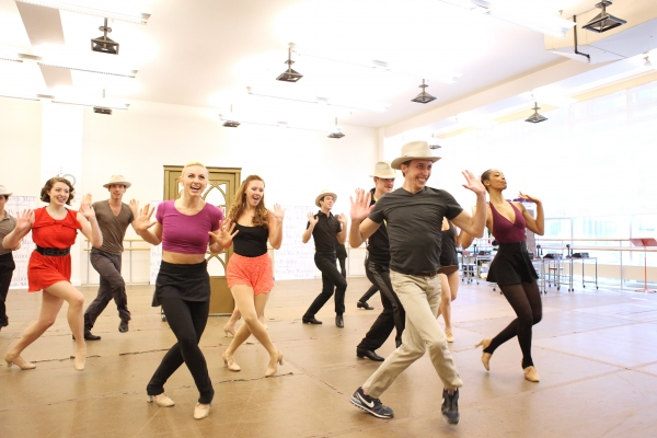 Photo Coverage: Paper Mill Playhouse's THOROUGHLY MODERN MILLIE Gives Performance Preview!