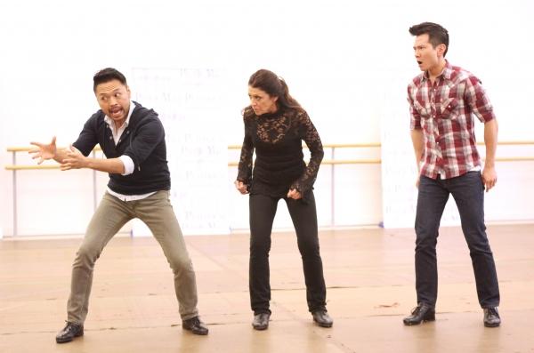 Billy Bustamante, Lenora Nemetz & James Seol