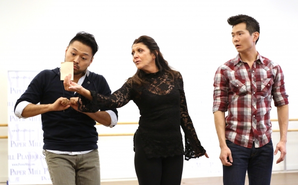 Billy Bustamante, Lenora Nemetz & James Seol