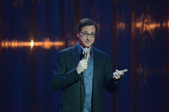 Showtime to Premiere Bob Saget's Stand-Up Special THAT'S WHAT I'M TALKIN' ABOUT, 5/10