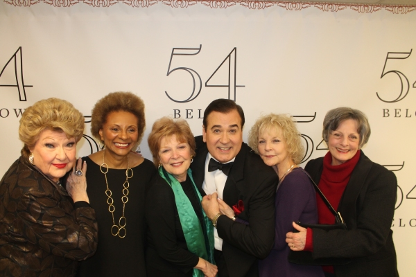 MARILYN MAYE, LESLIE UGGAMS, ANITA GILLETTE, LEE ROY REAMS, PENNY FULLER and DANA IVEY