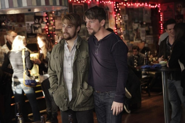 ADAM PALLY, Zachary Knighton