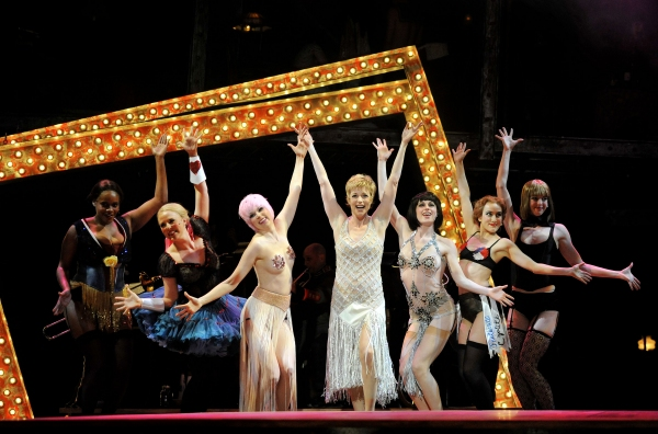 Photo Flash: First Look at Taylor Mac, Lisa Brescia and More in PlayMakers Rep's CABARET