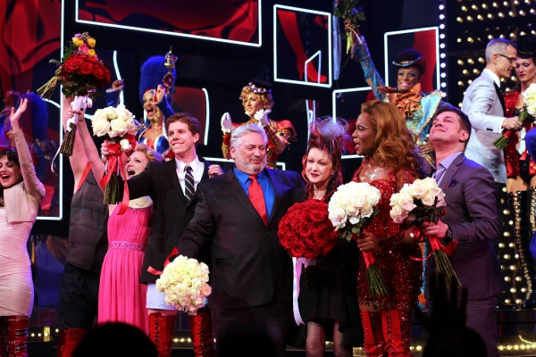 Photo Coverage: Opening Night Curtain Call for KINKY Boots on Broadway!