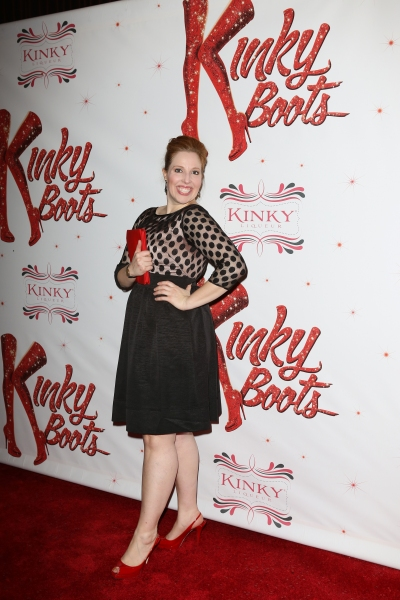 Photo Coverage: Celebrate with the Cast of KINKY BOOTS at the After Party!