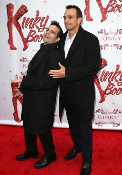 Mario Cantone & Hank Azaria