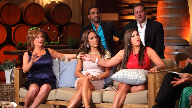 REAL HOUSEWIVES OF NJ Stars Involved in Bloody Brawl During Season 5 Filming