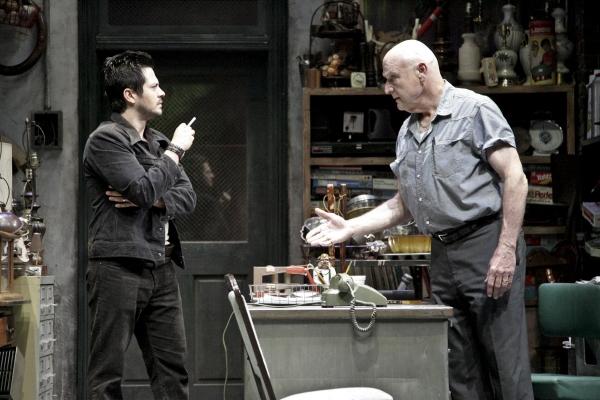 Freddy Rodriguez and Bill Smitrovich Photo