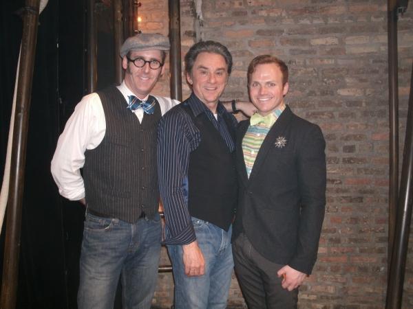 Kevin McKillip, Gene Weygandt and J. Tyler Whitmer