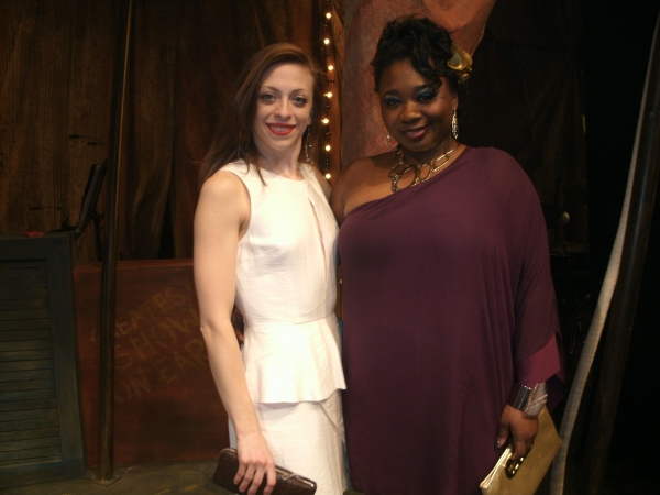 Leah Morrow and Donica Lynn Photo