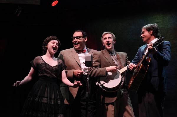 Photo Flash: Sneak Peek at Rubicon Theatre's LONESOME TRAVELER