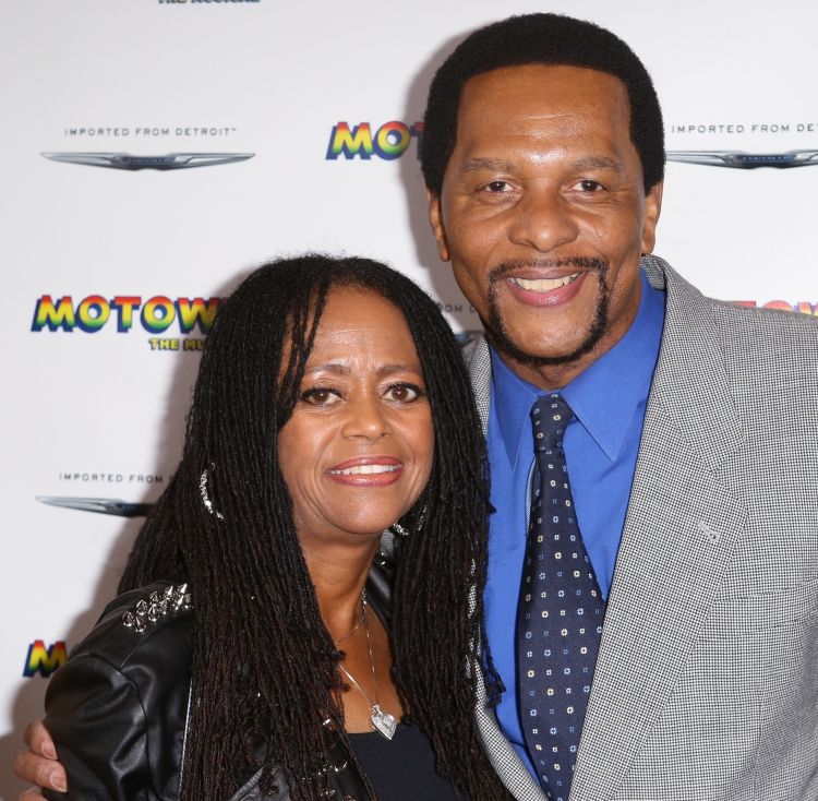 Hazel Gordy Hi Res Photo Photo Coverage Berry Gordy And