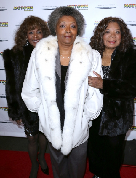 Photo Coverage: Berry Gordy and More Celebrate Family Night at MOTOWN on Broadway
