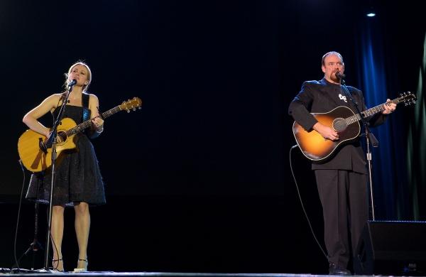 Jewel and John Carter Cash Photo