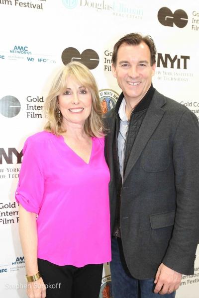 Executive Director Regina Gil & Tom Suozzi
