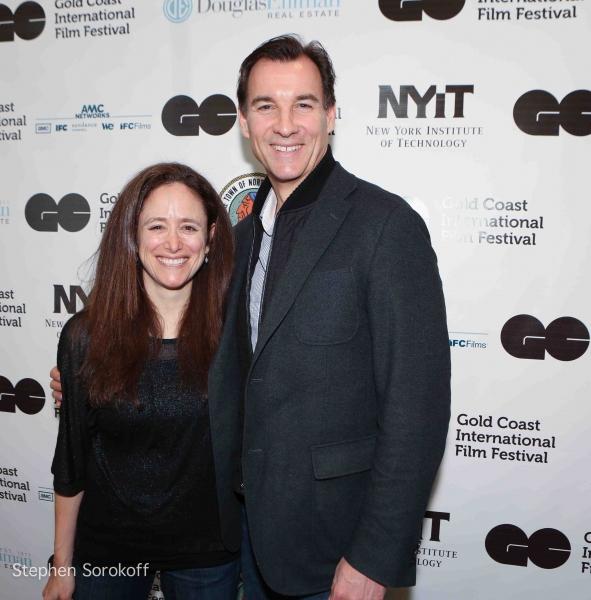 Associate Director Caroline Sorokoff & Tom Suozzi