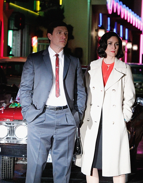 Shawn Doyle, Carrie-Anne Moss