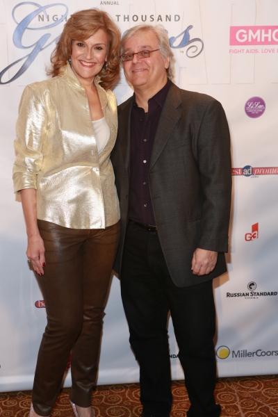 Karen Mason and Songwriter, Producer Paul Rolnick
