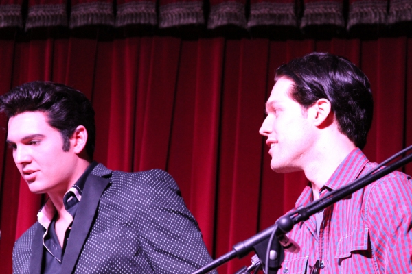 Cody Slaughter & David Elkins Photo