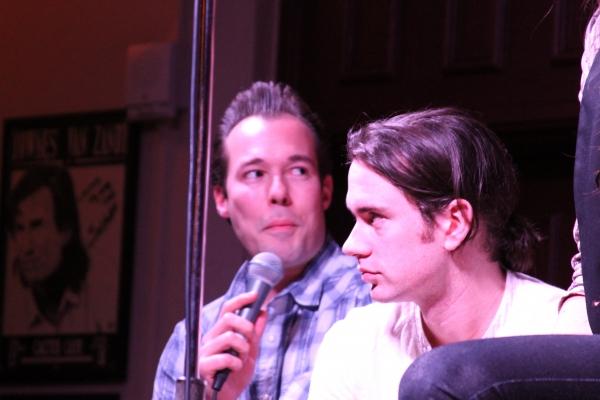 Scott Moreau & Austin Cook