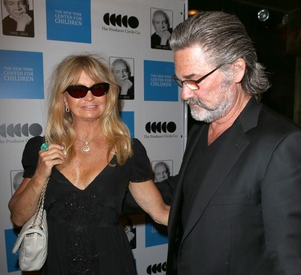 Goldie Hawn & Kurt Russell