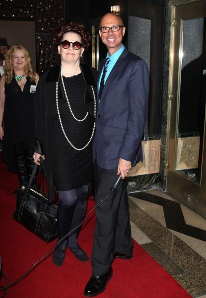 Judy Jacksina & Richard Ridge