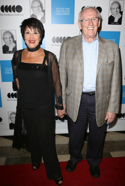 Photo Coverage: Michael Douglas, Tommy Tune & More Gather to Remember Marty Richards