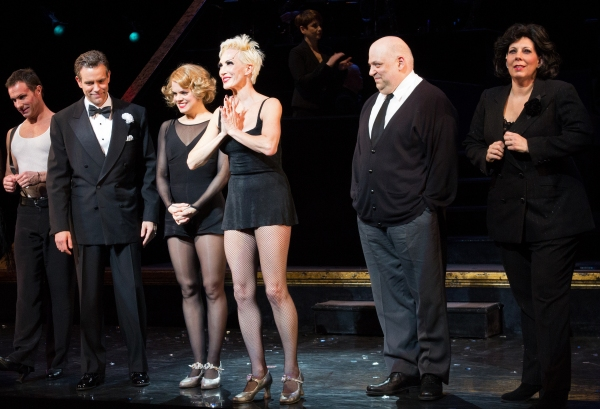 Photo Coverage: First Look as Adam Pascal and Christine Pedi Join CHICAGO on Broadway!
