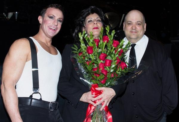 R. Lowe, Christine Pedi, Raymond Bokhour