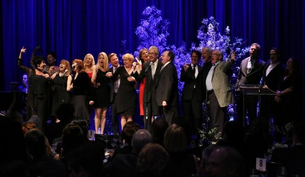 Photo Coverage: Chita Rivera and More Tribute Marty Richards