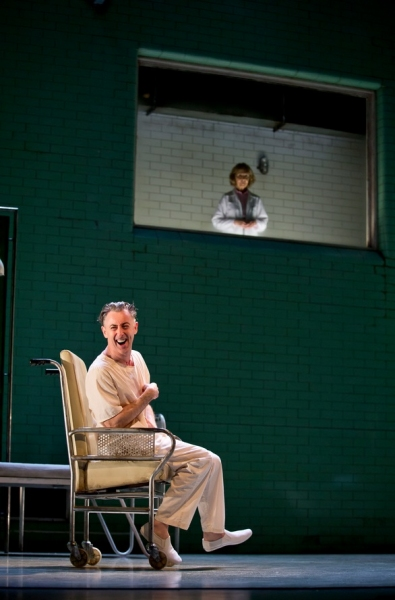Photo Flash: First Look at Alan Cumming & More in MACBETH on Broadway!