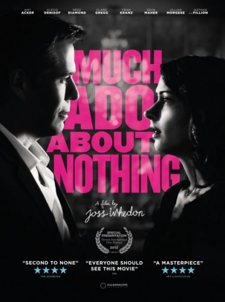 MUCH ADO ABOUT NOTHING To Open Seattle Film Festival, Whedon & Cast Attend