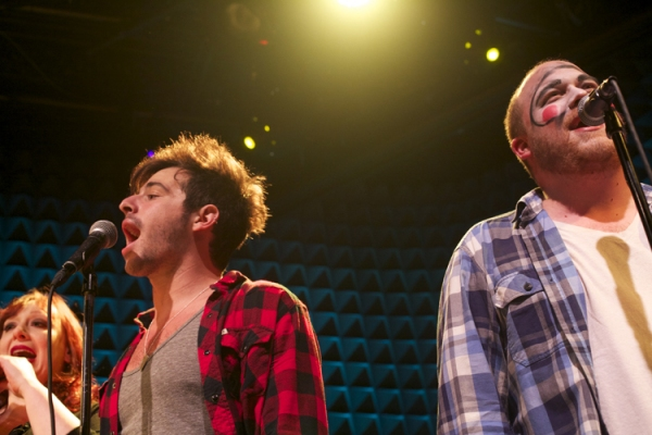 Photos: Jahn Sood's New Folk Opera DISAPPEARING MAN at Joe's Pub