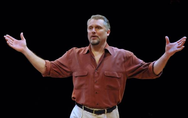 Stephen Buntrock stars as Emile de Becquein