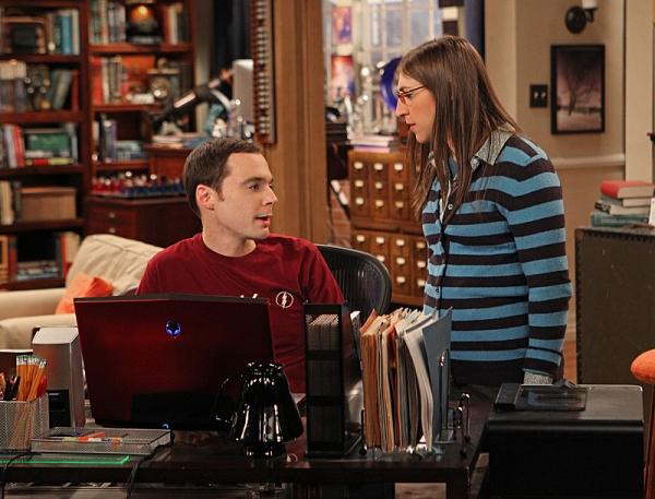The Big Bang Theory - The Closure Alternative