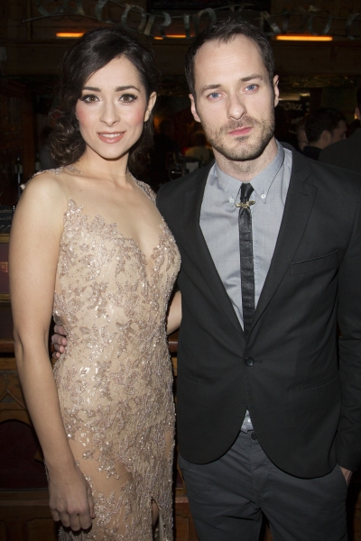 Zrinka Cvitesic and Declan Bennett