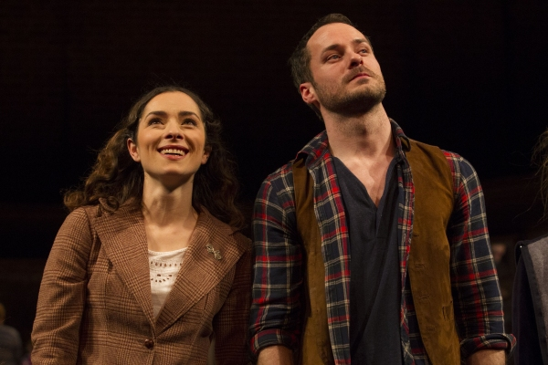 Photo Flash: Inside ONCE's West End Opening Night!