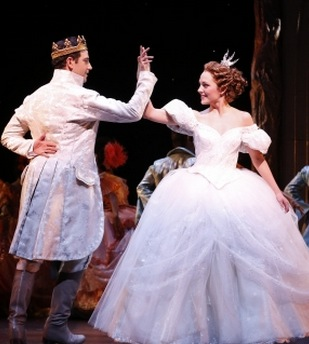 RODGERS + HAMMERSTEIN'S CINDERELLA Cast Album Sets 5/7 Digital Release