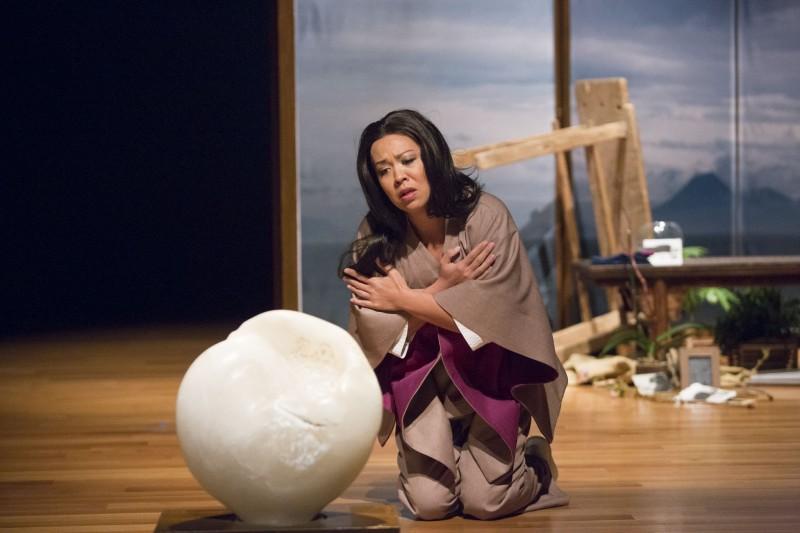 Nina Yoshida Nelsen (The Woman)