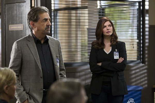 Joe Mantegna, Jeanne Tripplehorn