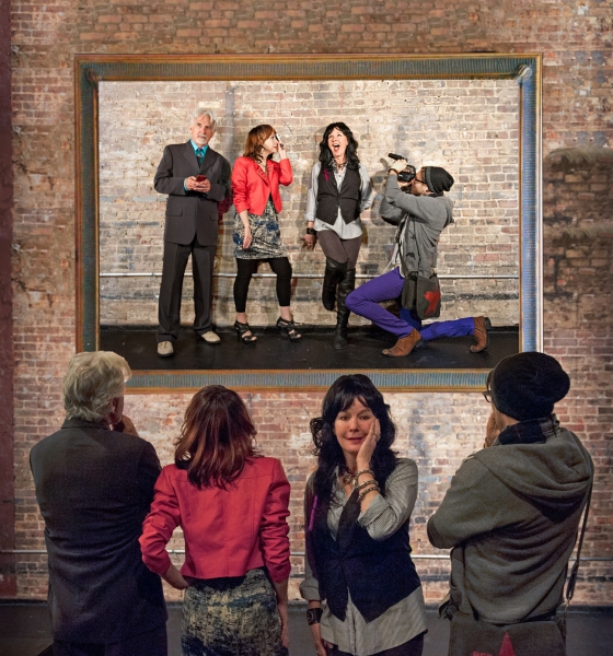Photo Flash: Meet the Cast of CHEMISTRY OF LOVE at La MaMa