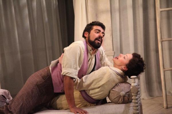 Gabriel Ruiz and LInda Gillum