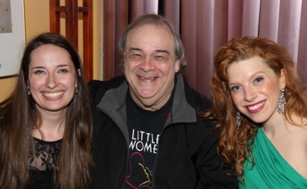 Rebekah Hellerman, Don Grigware, Kristin Towers Rowles Photo