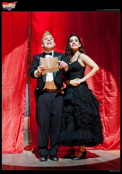 Javier Gutiérrez e Inma Cuesta